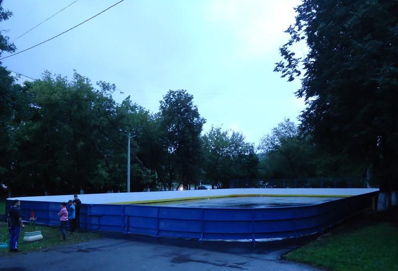 Хоккей 9