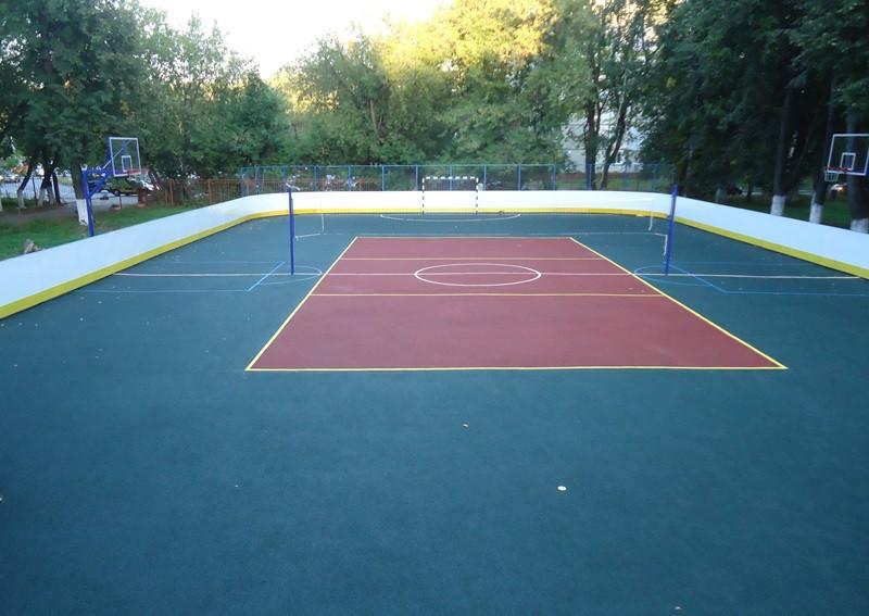 Хоккей 8