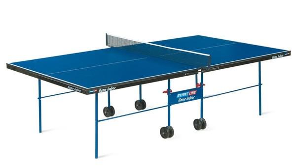 Настольный теннис 5